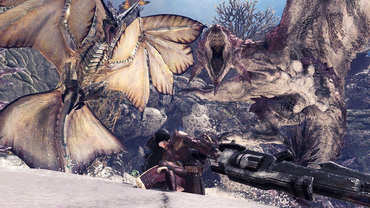 PC版《怪物猎人:世界》出现BUG 干掉最终BOSS致游戏崩溃