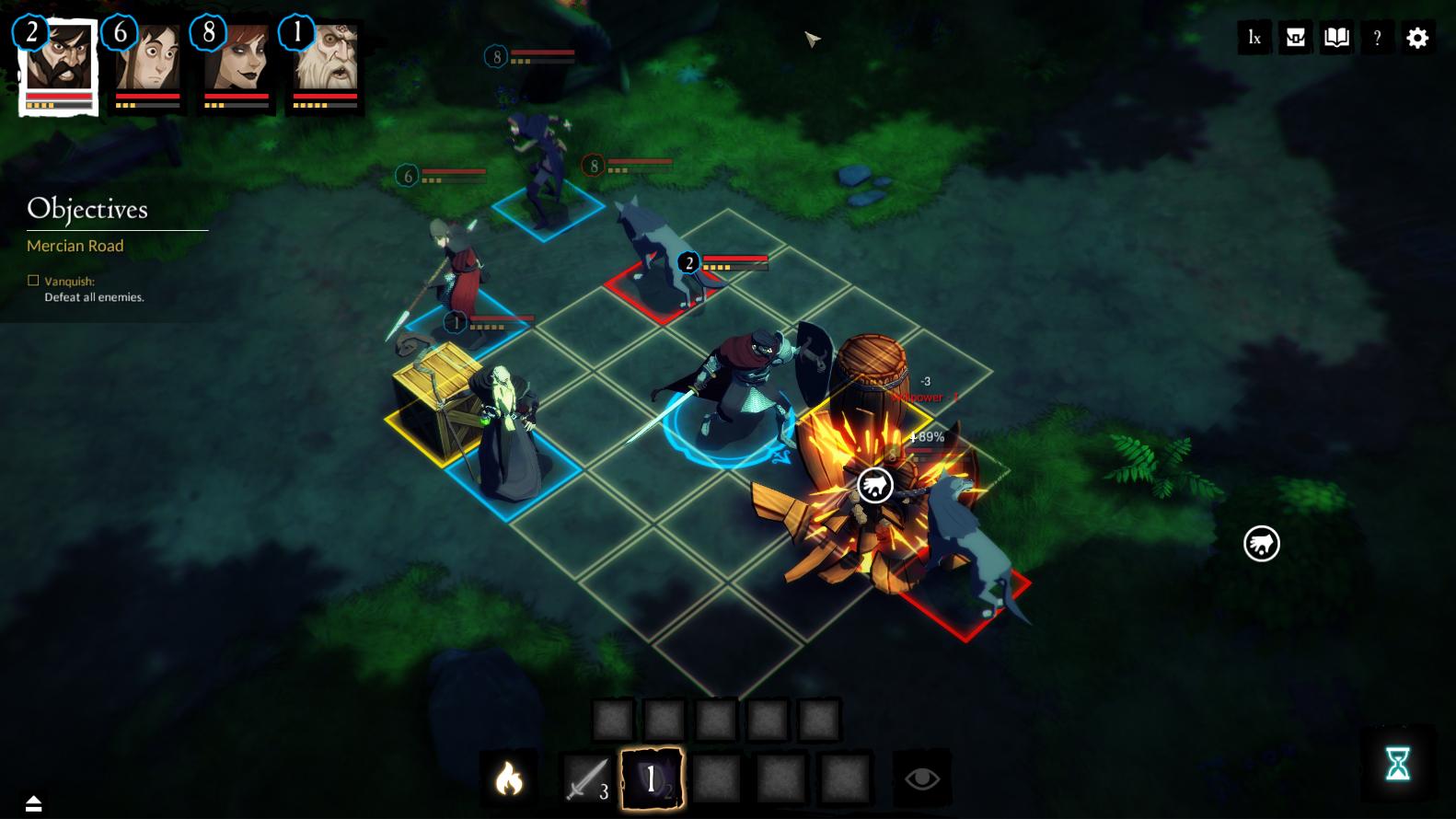 <b>策略RPG新作《剑刃遗产:预兆》发售 《百战天虫》人马打造</b>