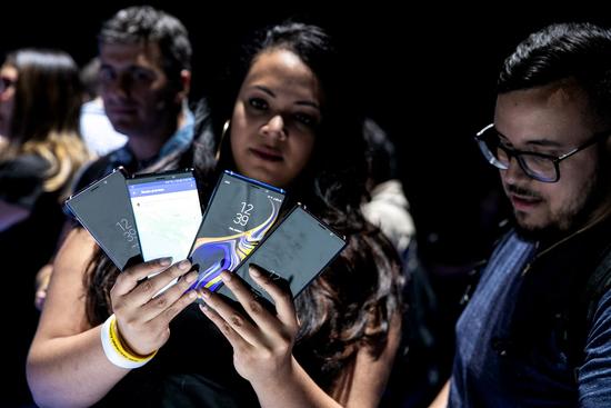 新iPhone X等手机就要来了 但消费者似乎不太感兴趣