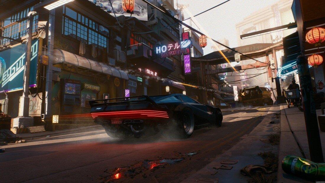 CDPR表示《赛博朋克2077》或允许玩家修改主角姓名