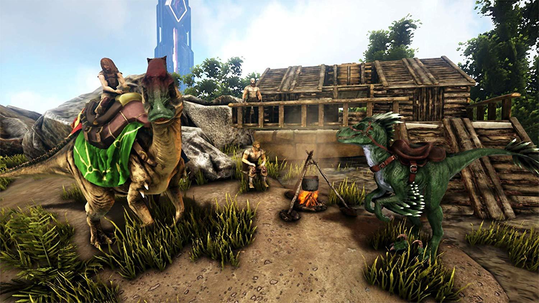 ark survival evolved 手机 版