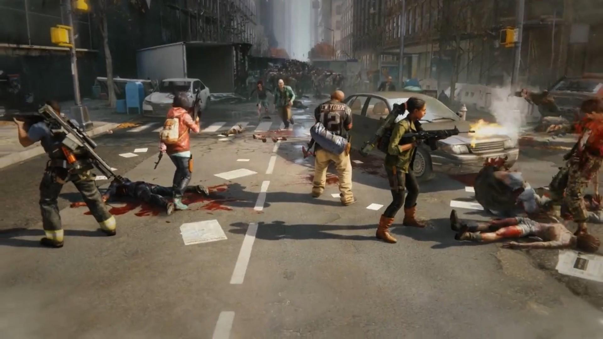 《僵尸世界大战》获澳洲评级 游戏有大量限制级内容