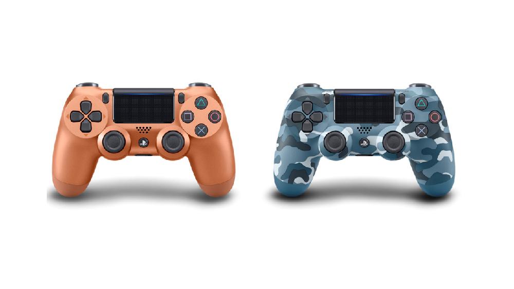国行版PS4炫彩手柄发售日期公布 售价420元