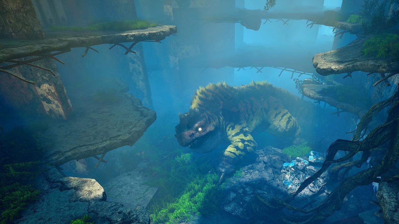 GC 2018:《生化变种》新预告及演示 浣熊大战怪物