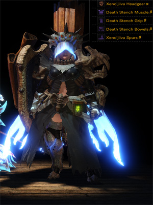 《怪物猎人:世界》装备幻化MOD
