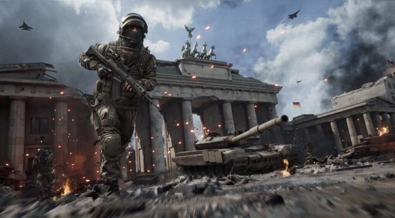 《第三次世界大战》全新实机演示视频 火爆突突突