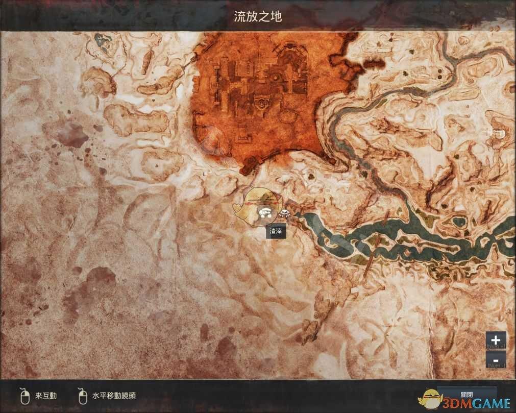 《流放者柯南》鳄鱼洞地图位置详解 鳄鱼洞在哪