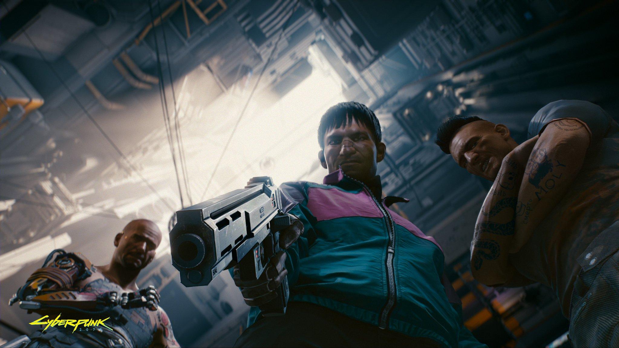 《赛博朋克2077》长篇访谈:夜城之外,别有洞天