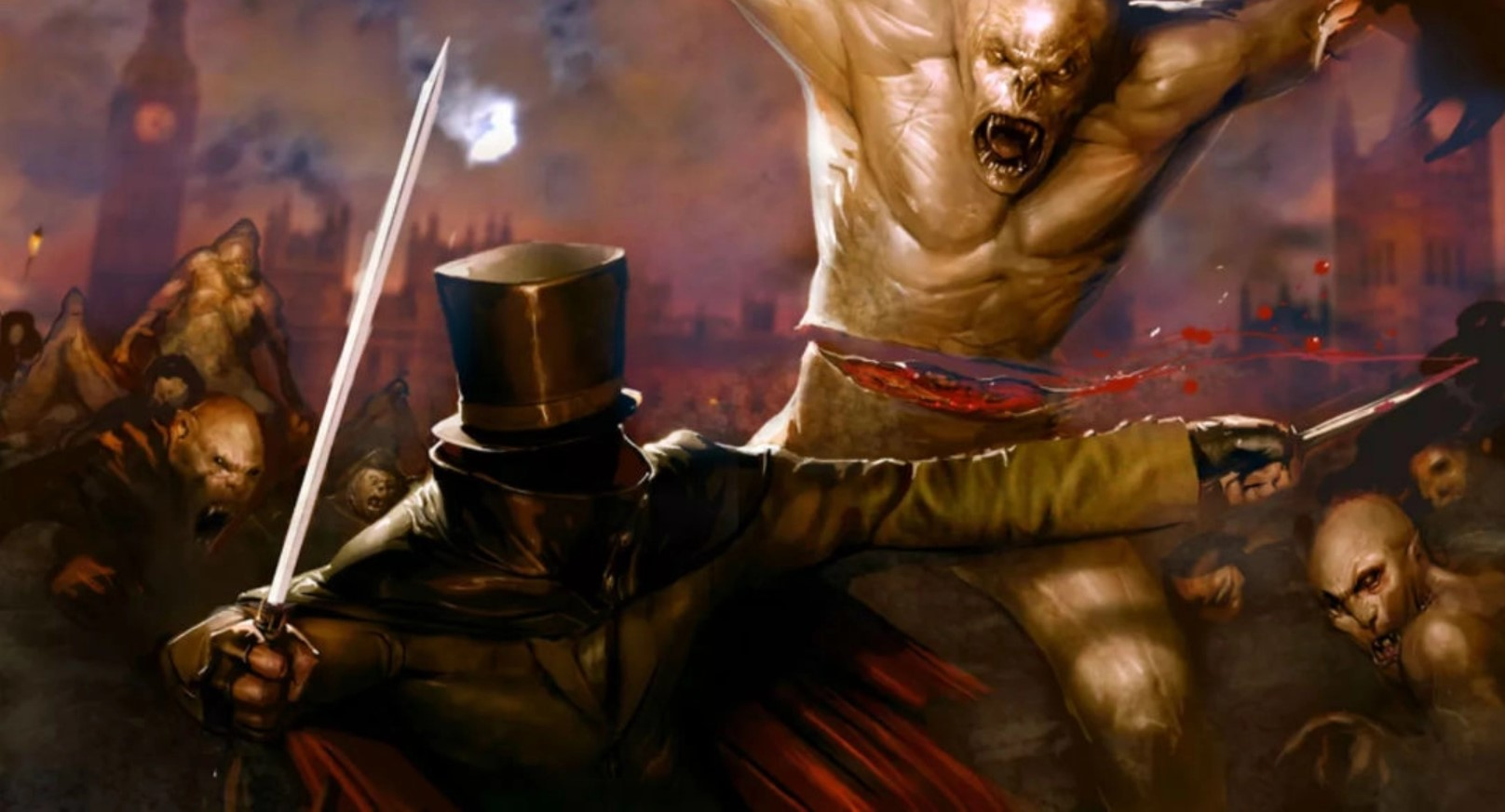 《死亡空间》开发商曾开发《开膛手杰克》 遗憾被取消
