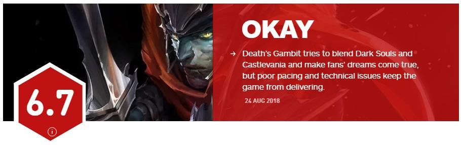《亡灵诡计》IGN 6.7分 忽略了好游戏需要的基本元素
