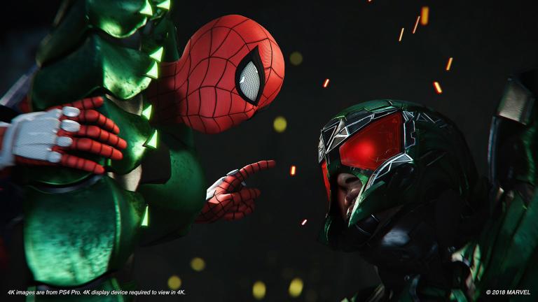 <b>新旧预告片存差异?厂商表示《蜘蛛侠》上市宣传片代表正式版本画质</b>