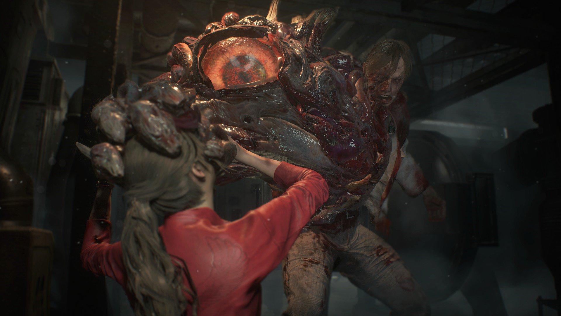 《生化危机2:重制版》新情报 剧情有改变虐尸更爽快