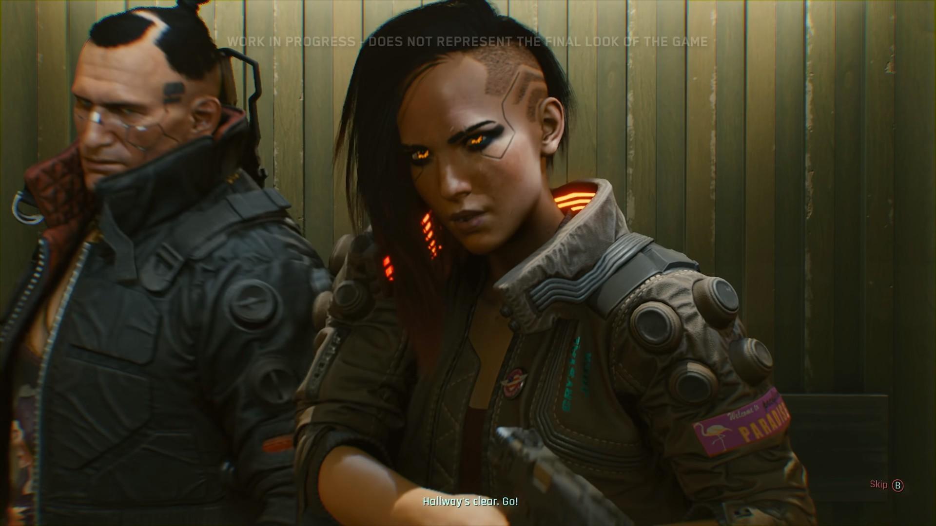 开发人员称《赛博朋克2077》主视角设定不会更改