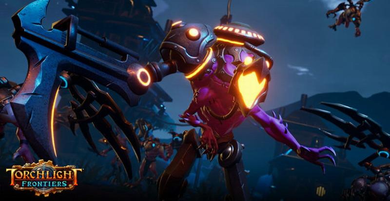 《火炬之光:边境》首个实机演示曝光 经典玩法回归