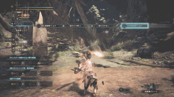 《怪物猎人:世界》操虫棍猎虫吸灯颜色效果一览