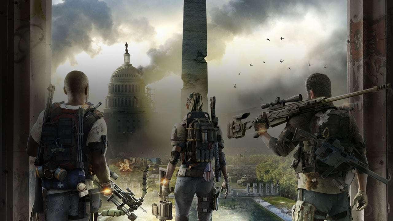 <b>《全境封锁2》游戏前瞻 一个真实而迷人的开放世界</b>