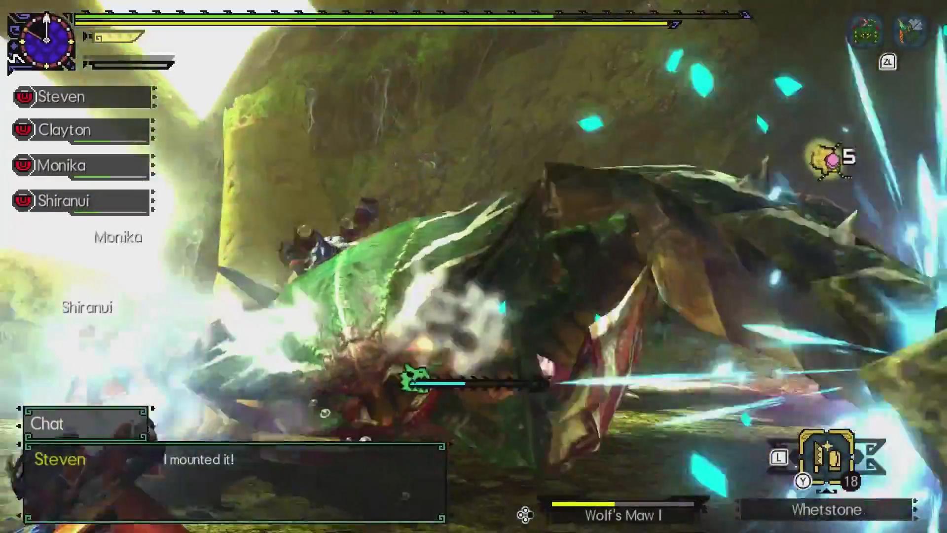 《怪物猎人GU》Switch版 IGN 8.3分 令人印象深刻