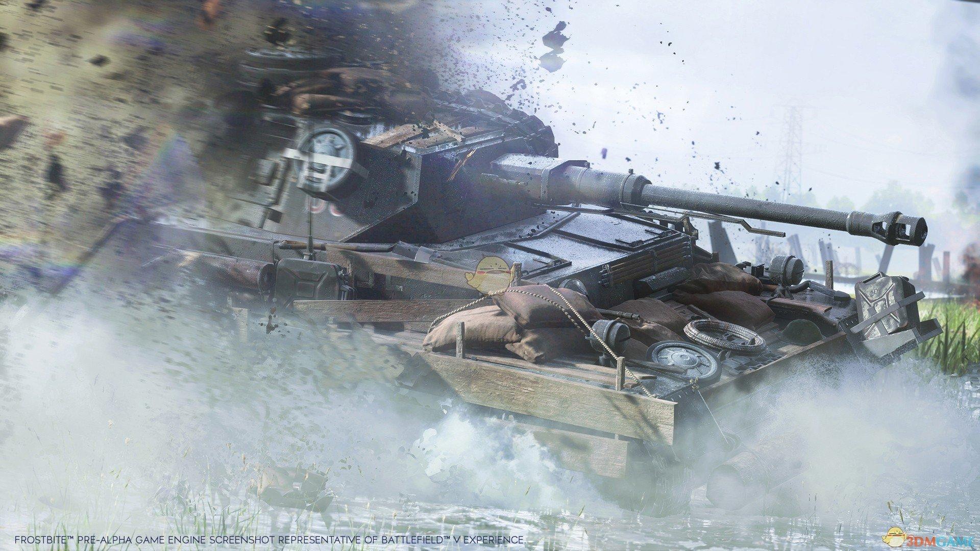 《战地5》A测试玩心得感想