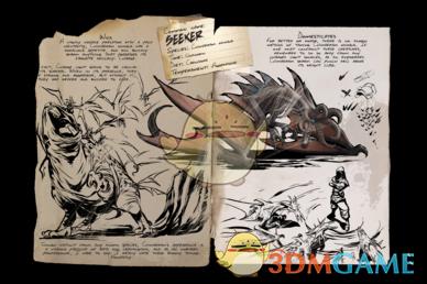 《方舟:生计进化》寻觅者详细信息介绍 寻觅者是什么样的生物