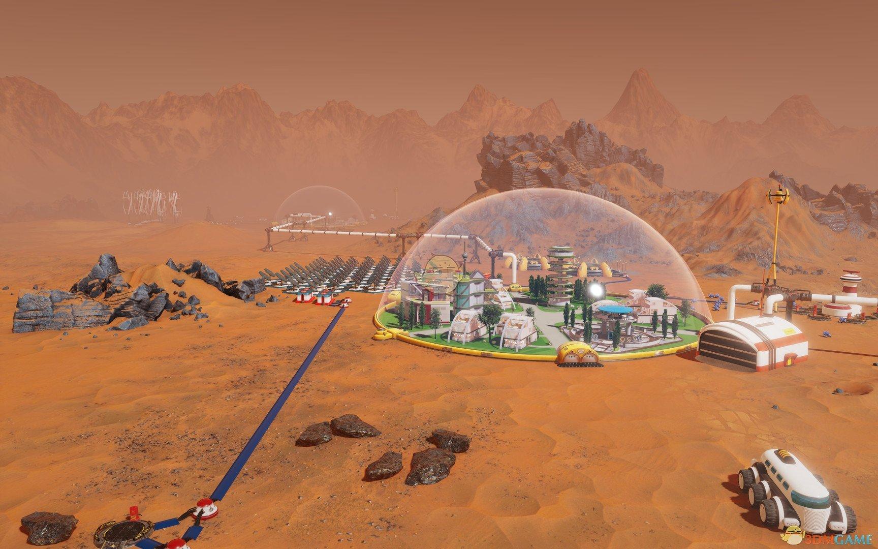 《火星求生》游戏中难度选项详解