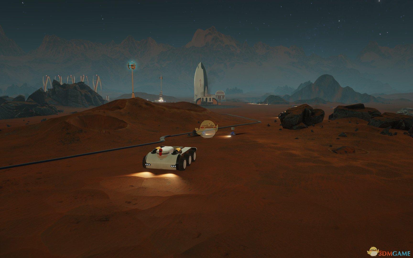 《火星求生》萌新向各种资源链接方式汇总