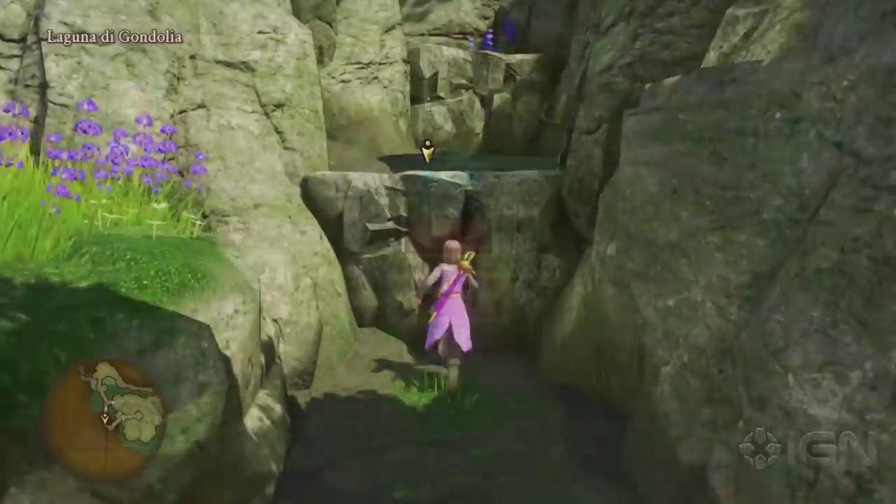 《勇者斗恶龙11》IGN 8.8分 顶尖的现代日式RPG游戏