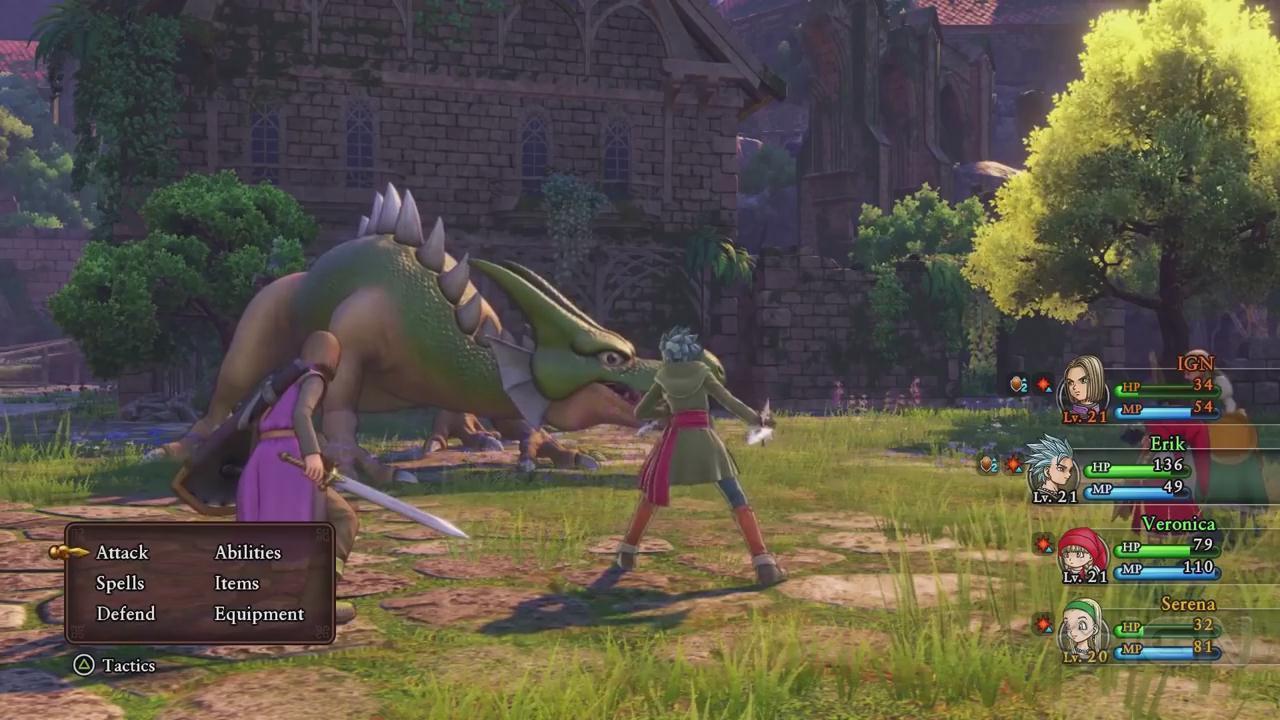 《勇者斗恶龙11》IGN 8.8分 顶尖的现代日式RPG澳门皇冠官网