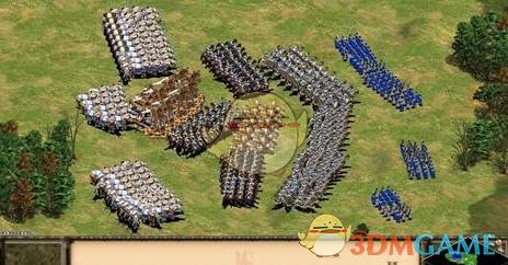 《帝国时代2:高清版》斯拉夫对抗马扎尔技巧介绍