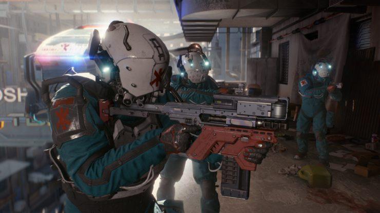 CDPR谈 《赛博朋克2077》 :如果你想 你可以成为 《攻壳机动队》 中的少佐