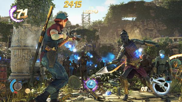 《异域奇兵》全游戏模式介绍