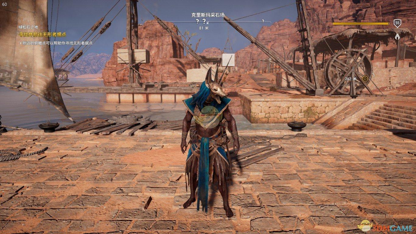 《刺客信条:起源》所有传说套装一览