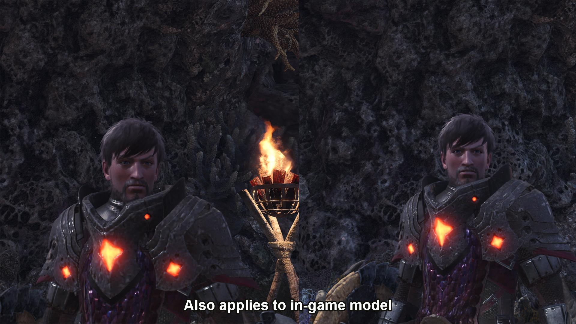 《怪物猎人:世界》 画质提升MOD 细节纹理更加清晰