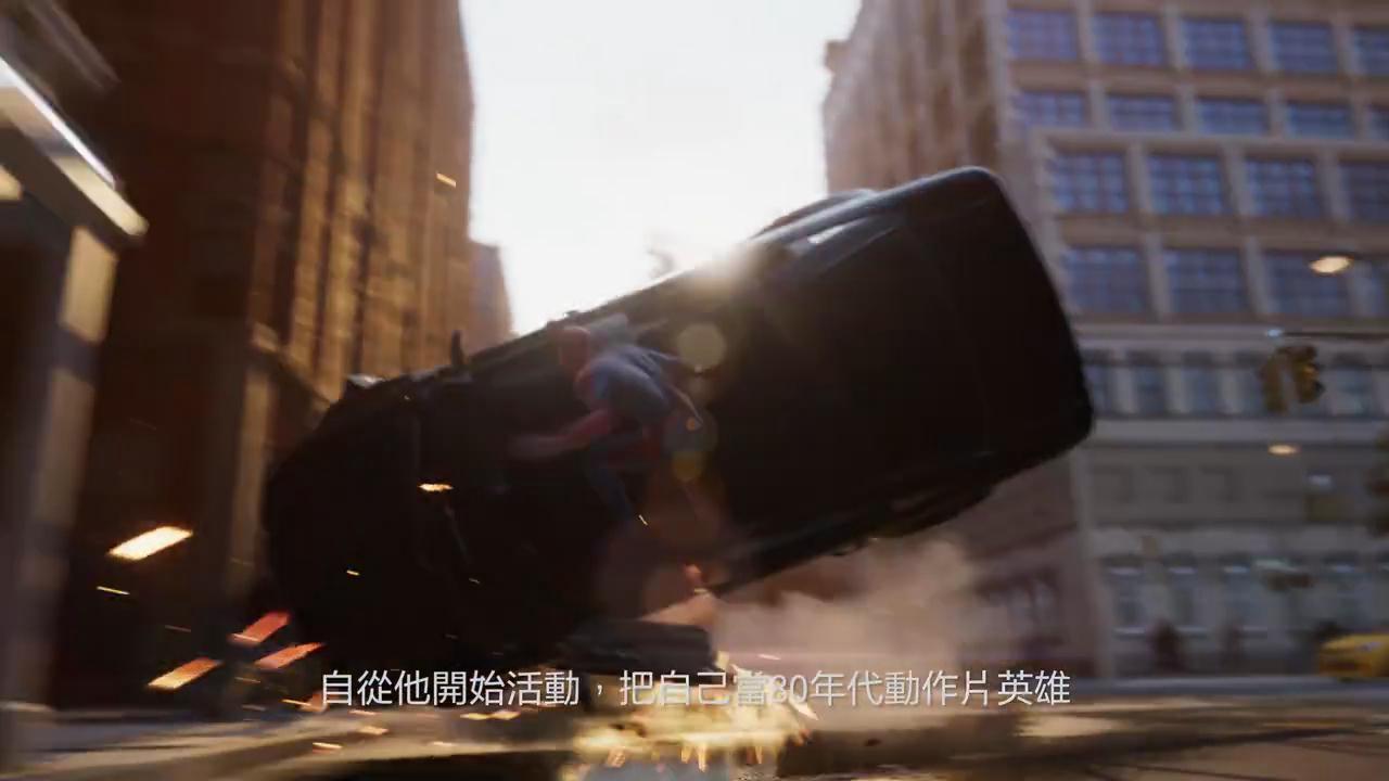 """《蜘蛛侠》全新中文预告 蜘蛛侠与主持人""""讲相声"""""""