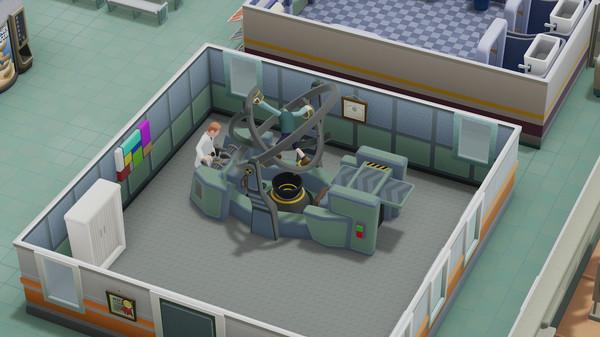 《双点医院》缩放游戏画面方法