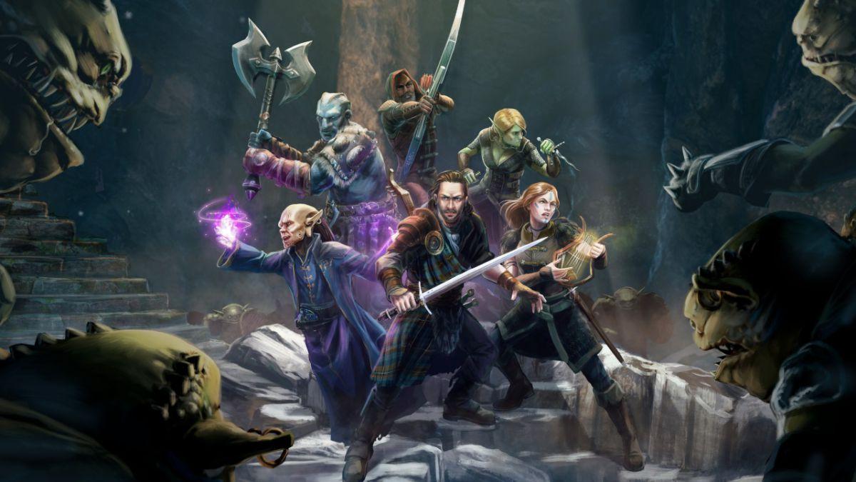 《冰城传奇4:深度挖掘》新预告 虚幻4引擎打造经典RPG