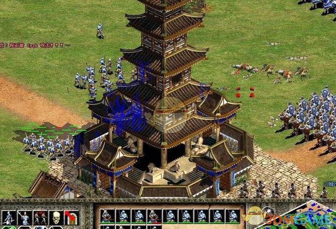 《帝国时代2:高清版》马里玩法介绍