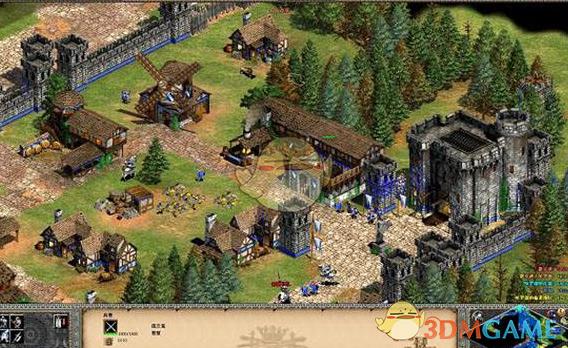 《帝国时代2:高清版》地图编辑器资源自动刷新方法教学