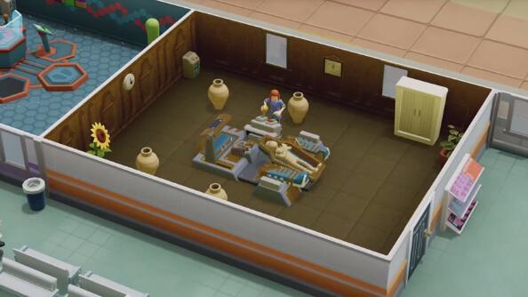 《双点医院》房间对应最佳属性一览