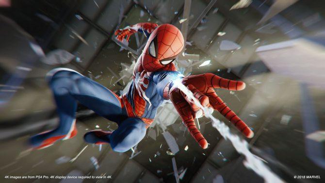 《蜘蛛侠》照相模式预告片 可用漫画书风格查看图片