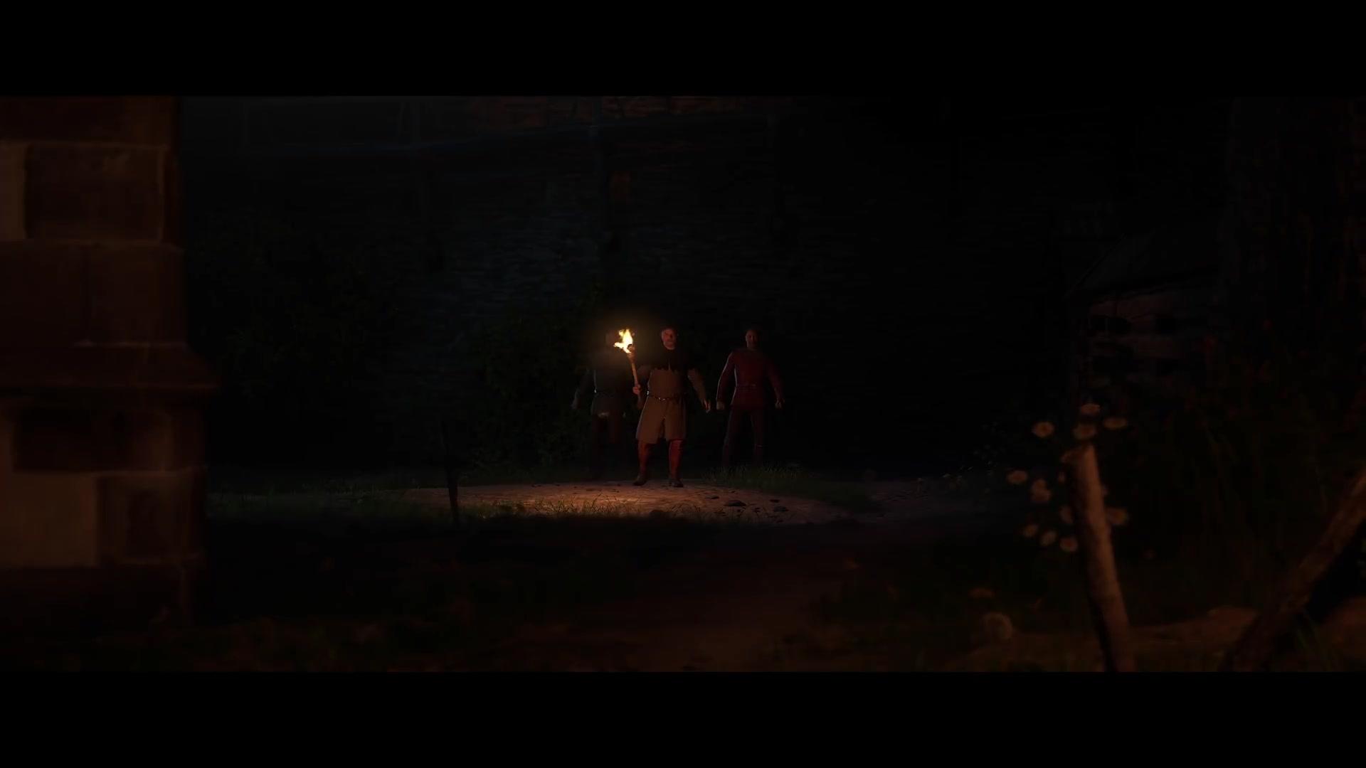 """《天国:拯救》""""浪漫""""DLC预告片 想啪啪啪可并不简单"""