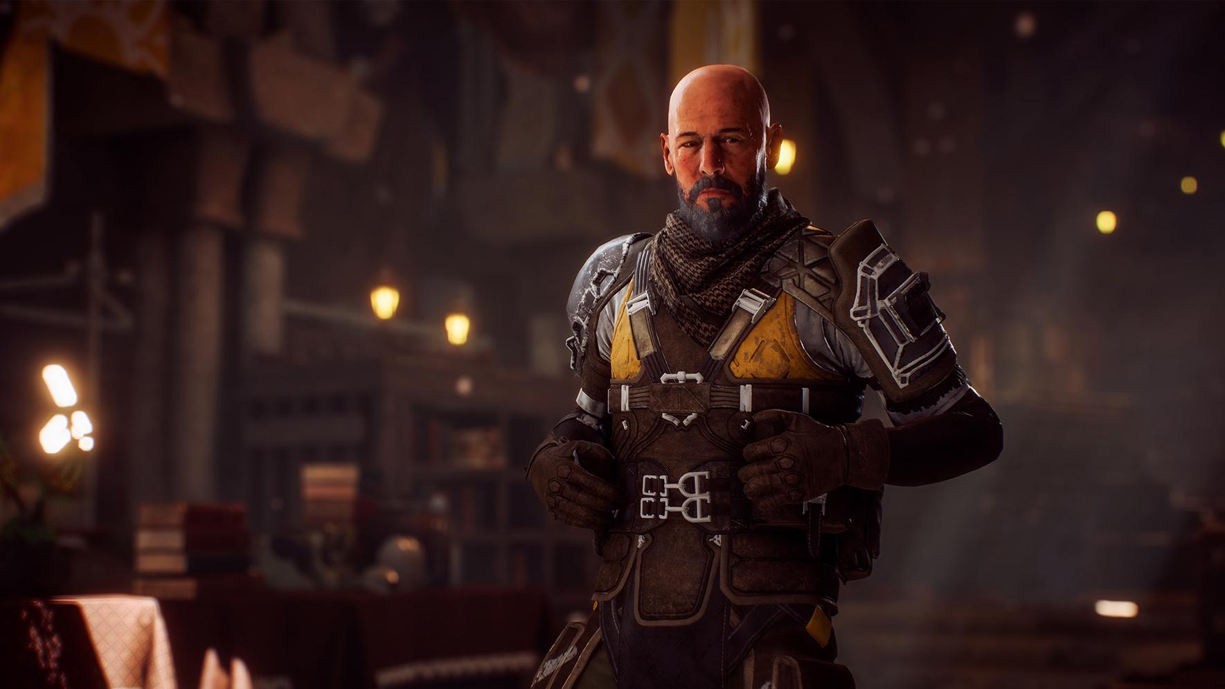 BioWare在《圣歌》NPC设计上进行了大胆的倒退