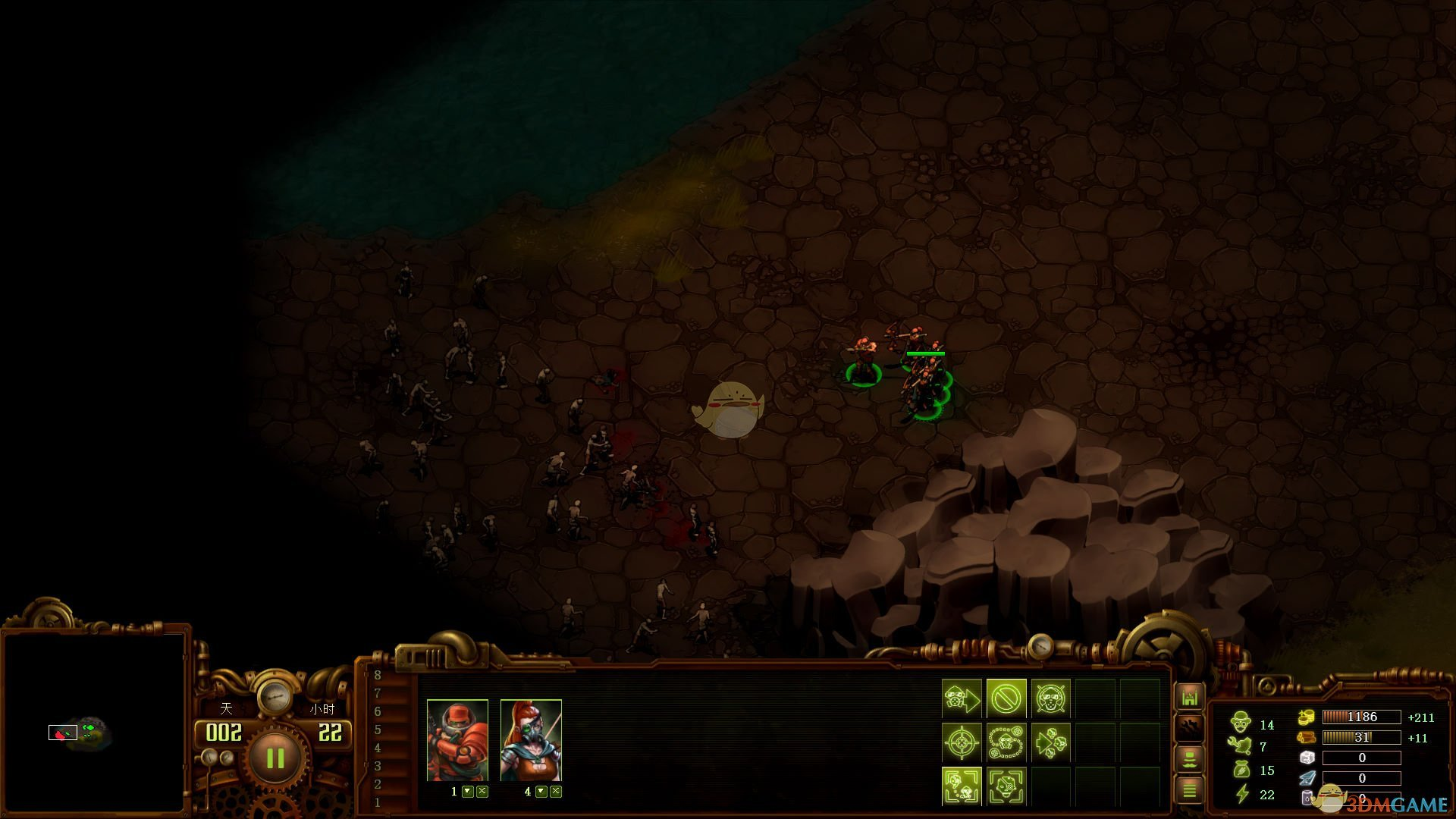 《亿万僵尸》有哪些地图 游戏地图一览