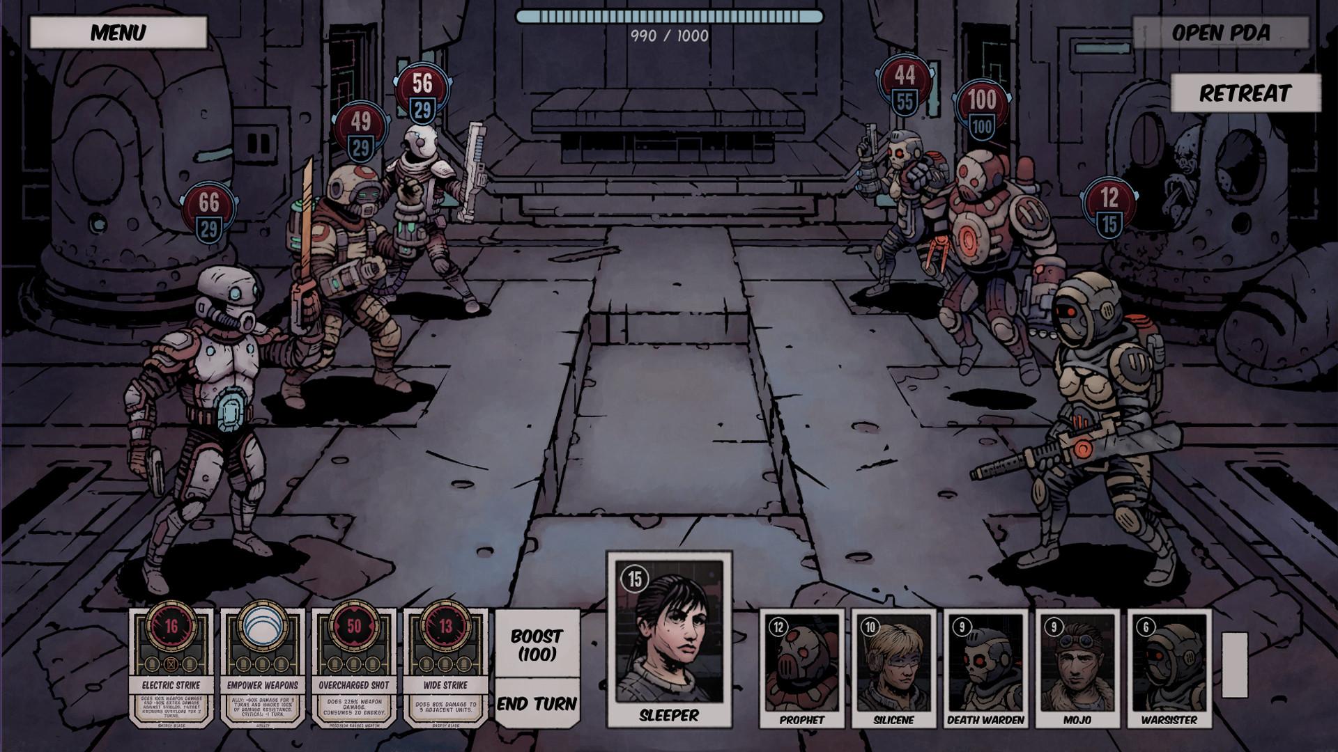 黑暗诡异 科幻版暗黑地牢 《深空遗物》 9月26日正式发售