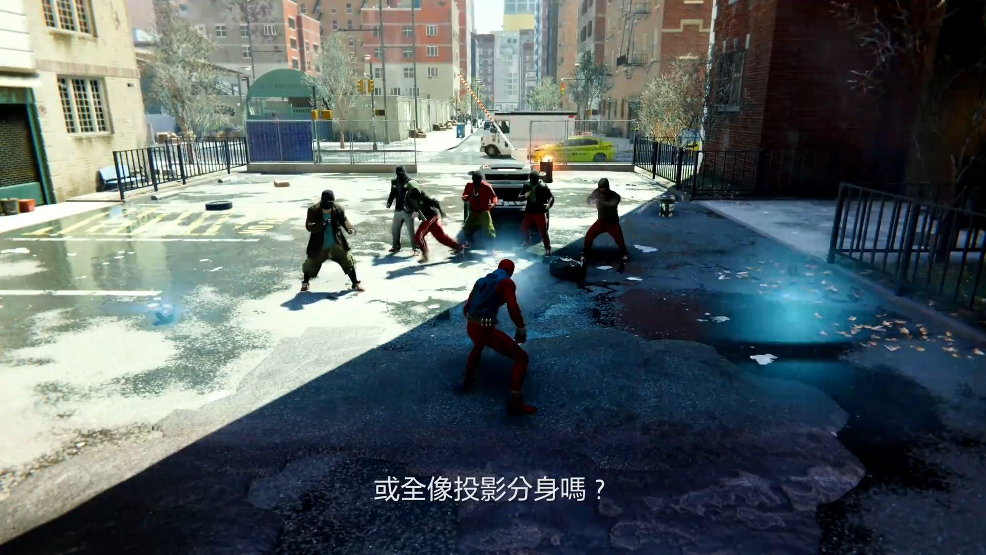《蜘蛛侠》中文版宣传片第二弹 蜘蛛侠技能和装备曝光
