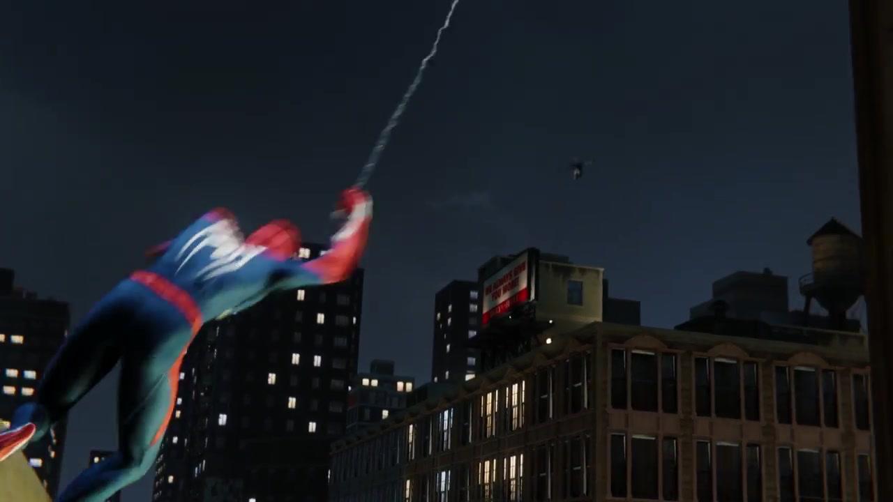 凹凸有致 漫威《蜘蛛侠》新视频展示性感黑猫