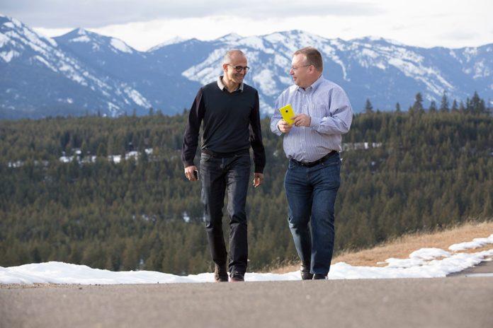 <b>五年前的今天微软收购了诺基亚智能手机业务</b>