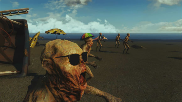 史诗MOD《辐射:迈阿密》新内容曝光 英克雷军回归
