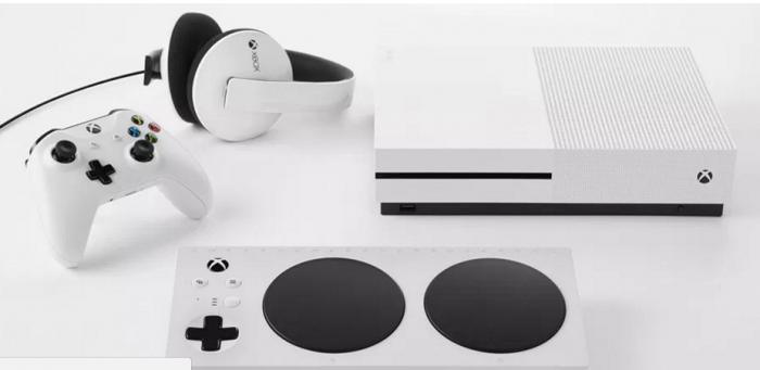体现人文关怀 微软Xbox自适应手柄今日开启销售
