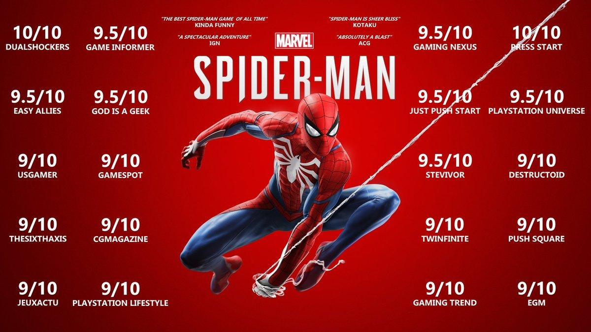 《蜘蛛俠》官方揭曉流程時長 不到一天便可通關