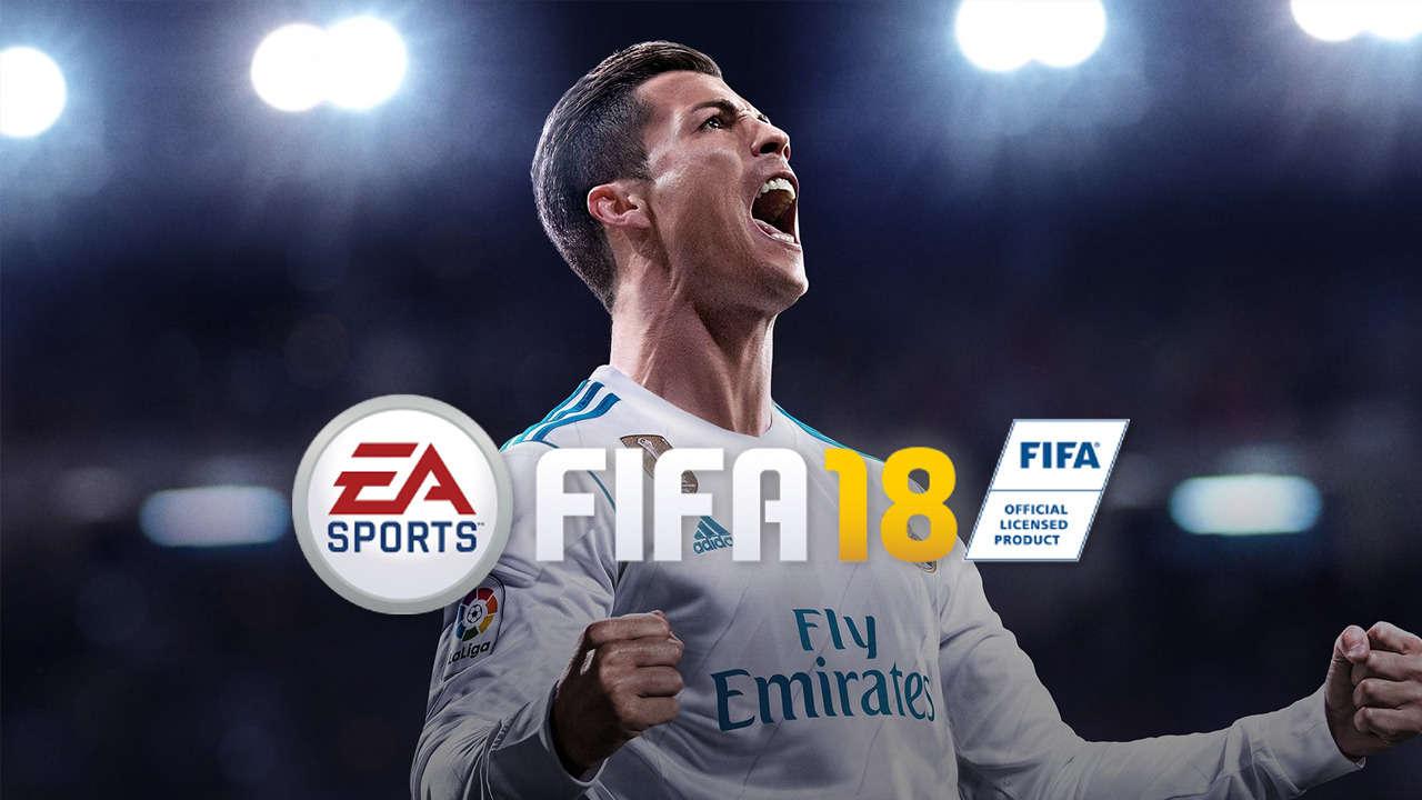 《FIFA 18》销量超2400万 系列总销量超2.6亿
